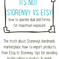 It's not Storenvy vs. Etsy