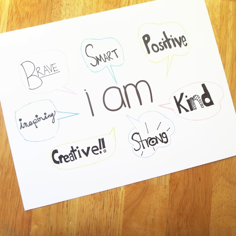 bullying, internet bullying, printable, self care