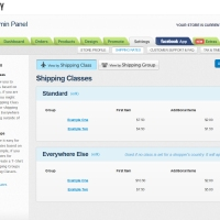 How to set up shipping on Storenvy