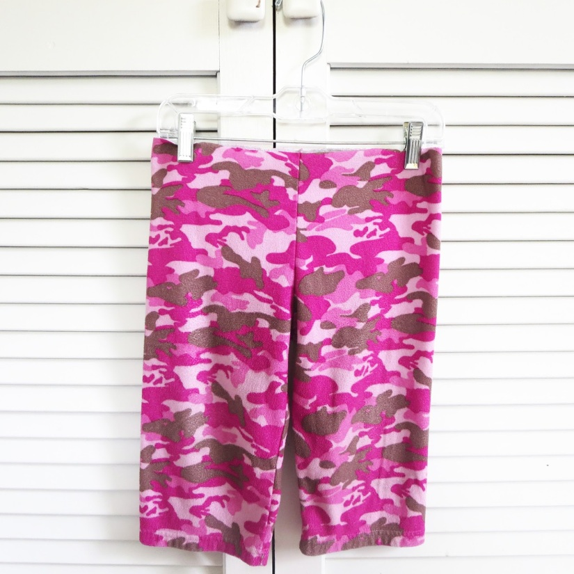 This crafter turns these pajama pants into something awesome!