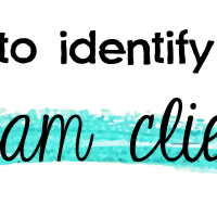Dream Clients - The ULTIMATE Guide to Defining Your Target Audience (& Approaching Them!)